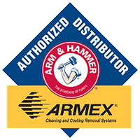 view all products armex cleaning and coating removal systems authorized distributor arm hammer